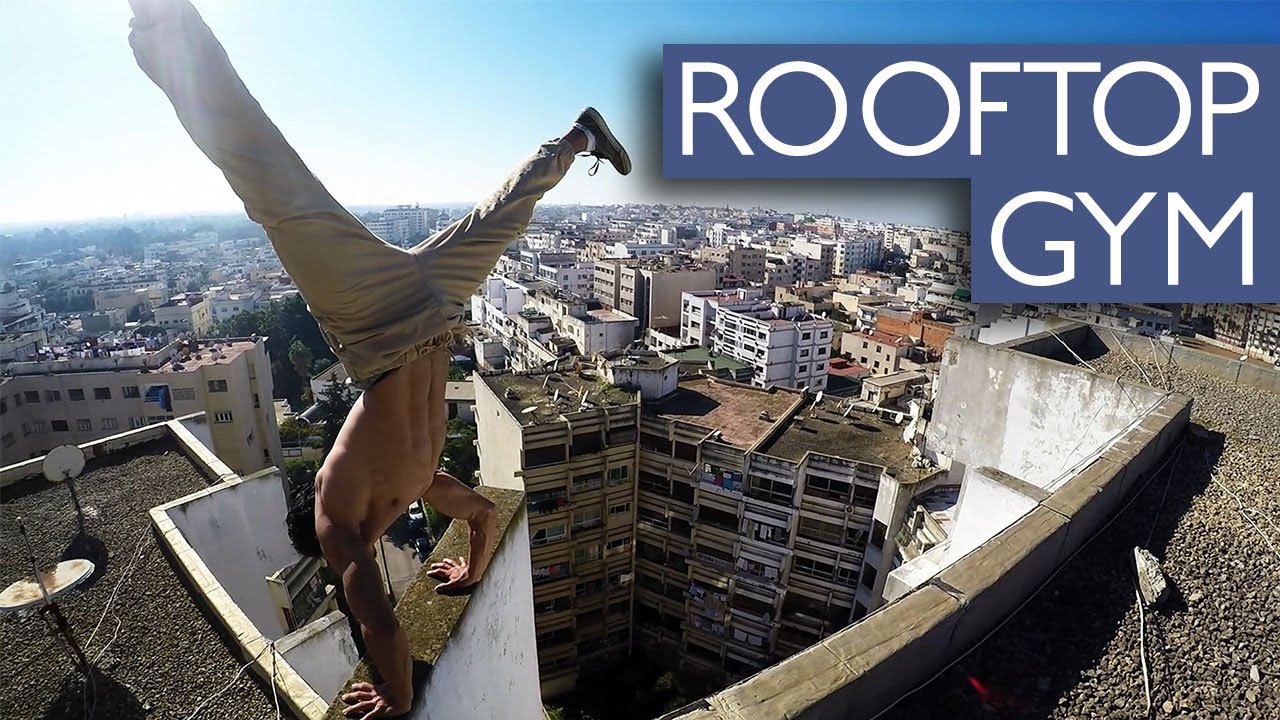 rooftopgym