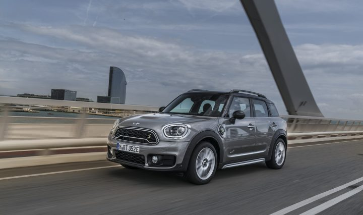 MINI Cooper S E Countryman ALL4 - de plug-in hybrideversie (3)