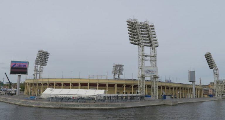 Petrovsky Stadium - Zenit
