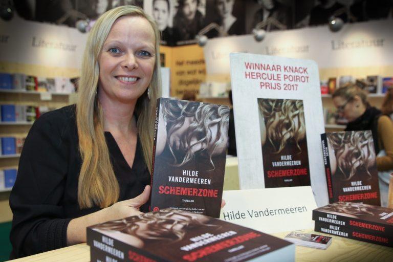 Boekenbeurs 2017 Hilde Vandermeeren d