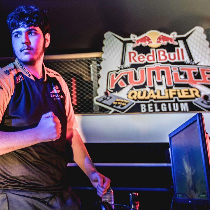 Takamura VS Kenpachi Red Bull kumite Grand Finals